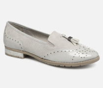 MOUNIA Slipper in grau