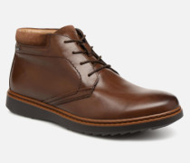 Un Geo Mid GTX Stiefeletten & Boots in braun