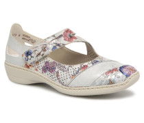 Rea 41346 Ballerinas in grau