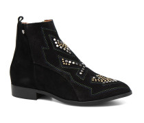 Bretale Stiefeletten & Boots in schwarz