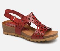 Summer 7846 Sandalen in rot