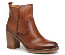 Pompeya W9T8594 Stiefeletten & Boots in braun