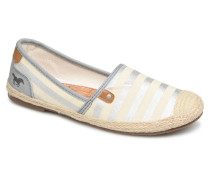 1266207in21 Silver Espadrilles in silber