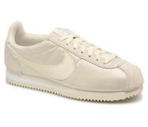 Wmns Classic Cortez Nylon Sneaker in beige