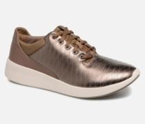 Un Alfresco Lo Sneaker in goldinbronze