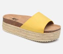 48120 Espadrilles in gelb