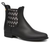 Sahara 01 Stiefeletten & Boots in schwarz