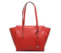 Frame Medium Shopper Handtasche in rot