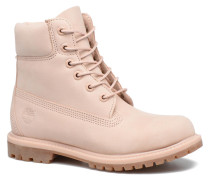 6in Premium Boot W Stiefeletten & Boots in rosa