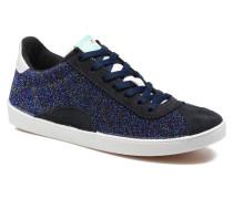 Captain Fame Sneaker in blau