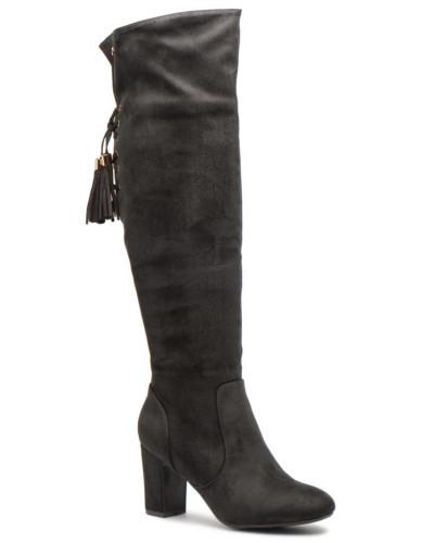 Footlocker Online Zum Verkauf XTI Damen 030472 Stiefel in grau Billig Manchester S7vd0kLzB