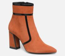 BY3105X Stiefeletten & Boots in orange