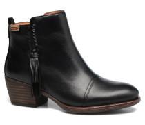 Baqueira W9M8941 Stiefeletten & Boots in schwarz