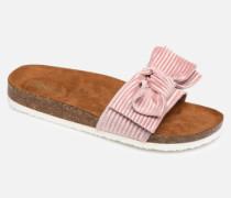 onlMATHILDA BOW SLIP ON Clogs & Pantoletten in rosa