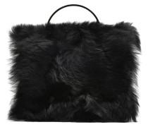 NEW ELA Crossbody Handtasche in schwarz