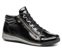 Rom Sneaker in schwarz