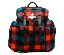 Maasai Shuka Small Army Backcpack Rucksäcke für Taschen in blau