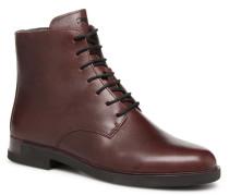 Iman K400300 Stiefeletten & Boots in weinrot