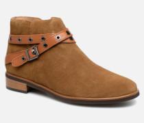 Jiopo Stiefeletten & Boots in braun