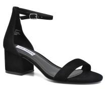 Irenee Sandal Sandalen in schwarz