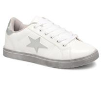Star Sneaker in weiß