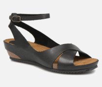 Toki Sandalen in schwarz