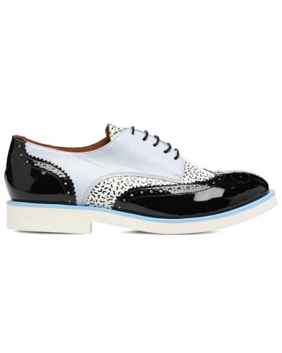 SARENZA Damen Busy Girl Chaussures à Lacets #3 Schnürschuhe in mehrfarbig Spielraum Nicekicks PZfiqvc3M