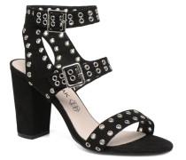 GLAIEUL Sandalen in schwarz