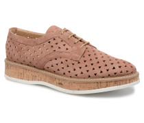 MALOU Schnürschuhe in rosa