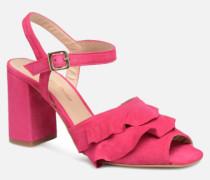 Anvola Sandalen in rosa