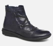 Medina 8010 Stiefeletten & Boots in blau