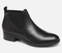 DFELICITYNPABX Stiefeletten & Boots in schwarz