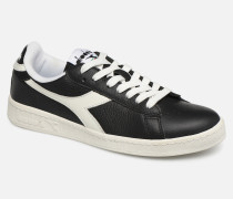GAME L LOW W Sneaker in schwarz
