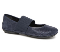 Right Nina 21595 Ballerinas in blau