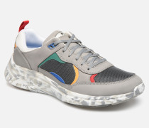 Ajax Sneaker in grau
