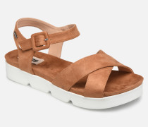 51086 Sandalen in braun