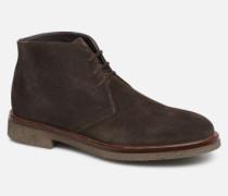 TOWER Stiefeletten & Boots in braun