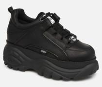 133914 Sneaker in schwarz
