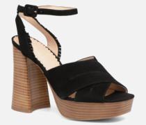 Darbrienne Sandalen in schwarz