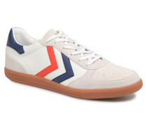 VICTORY LEATHER Sneaker in weiß