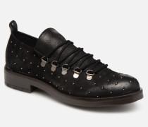 Bezy 321 Schnürschuhe in schwarz