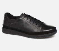 Thomas Winter Sneaker in schwarz