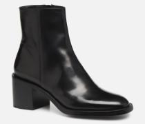 Chiara 6 Zip Boot Stiefeletten & Boots in schwarz