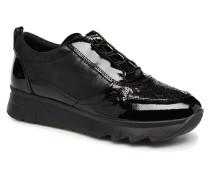 Spock 4 Sneaker in schwarz