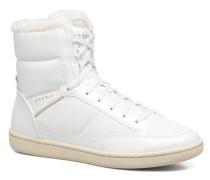 Heidi Bootie Sneaker in weiß