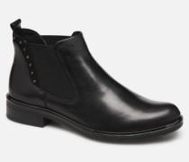 Saly Stiefeletten & Boots in schwarz