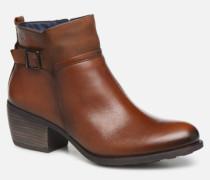 Jump 8095 Stiefeletten & Boots in braun