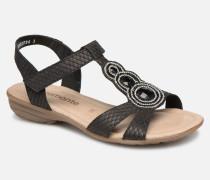 Maria R3641 Sandalen in schwarz