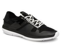 R4077 Sneaker in schwarz