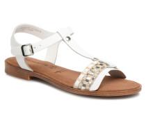 Ciboulette Sandalen in weiß